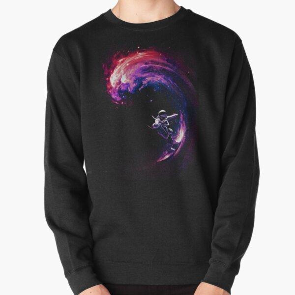 Space Surfing II Pullover Sweatshirt