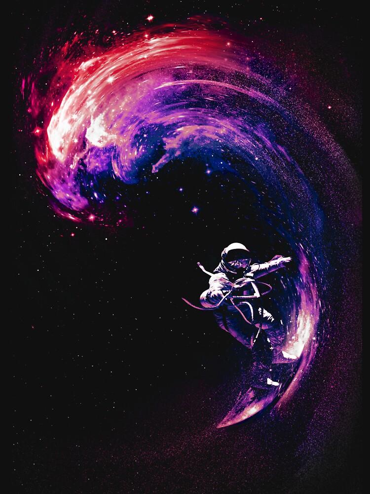 Space Surfing II by nicebleed