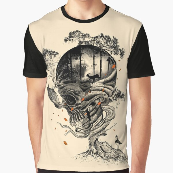 Lost Translation Graphic T-Shirt