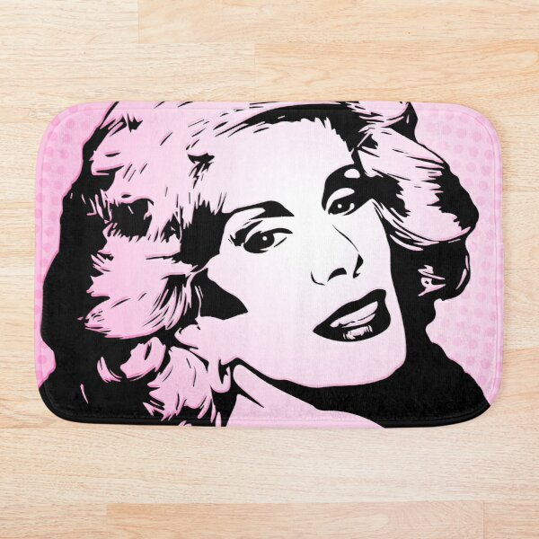 Joan Rivers | Pop Art Bath Mat
