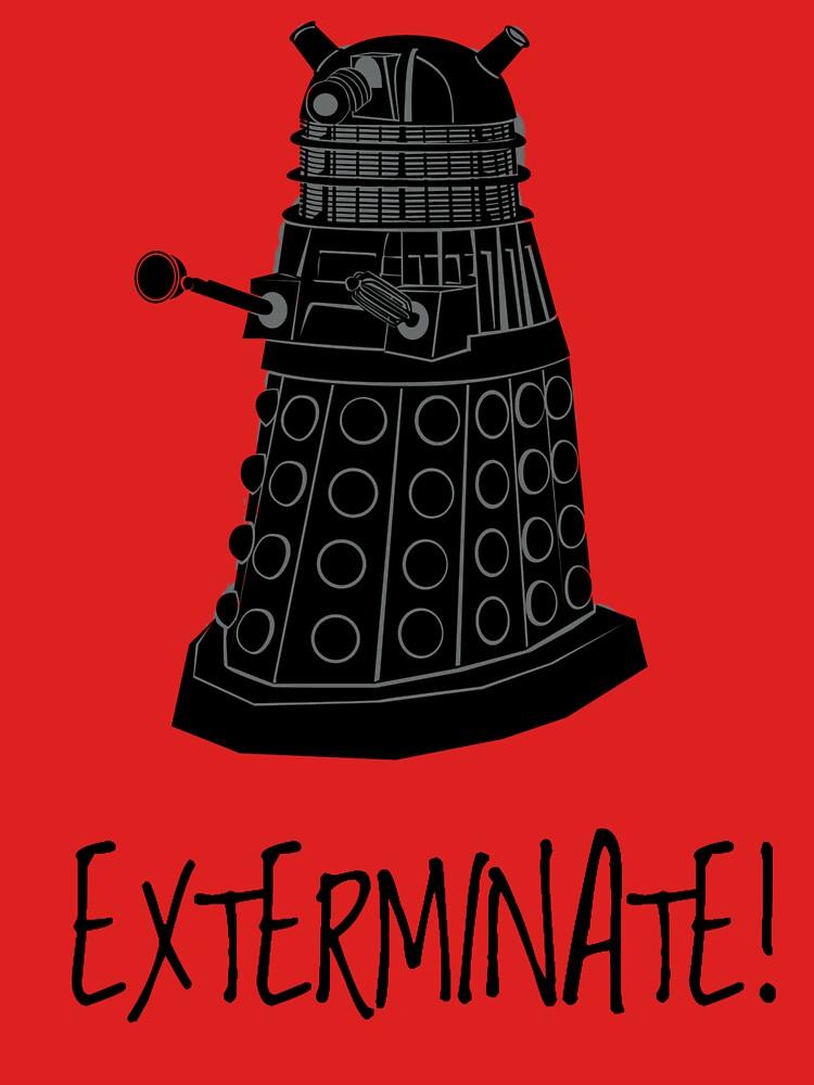 TShirtGifter presents: Dalek | Unisex T-Shirt