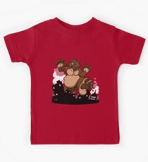 Bearocalypse Kids Tee
