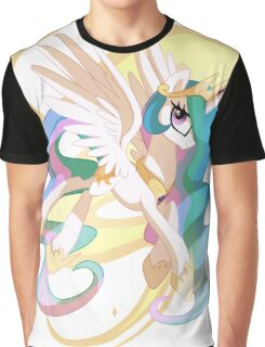 Princess Celestia Graphic T-Shirt