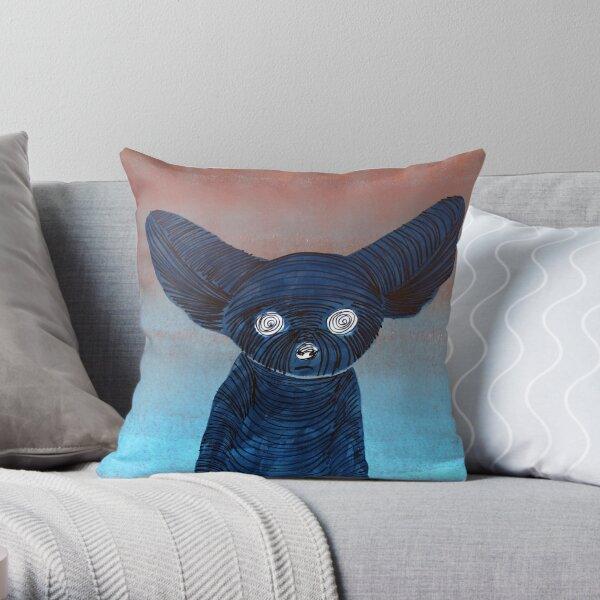 Lib 565 Throw Pillow