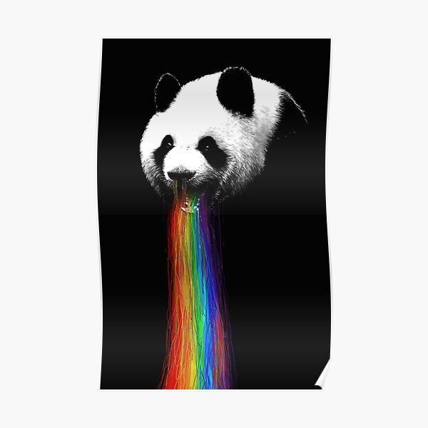 Pandalicious Poster