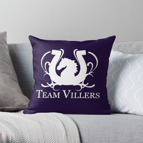 Team Villers Throw Pillow