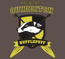 Hufflepuff Quidditch (3) | Unisex T-Shirt
