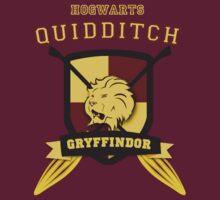 Gryffindor Quidditch (3) | Unisex T-Shirt