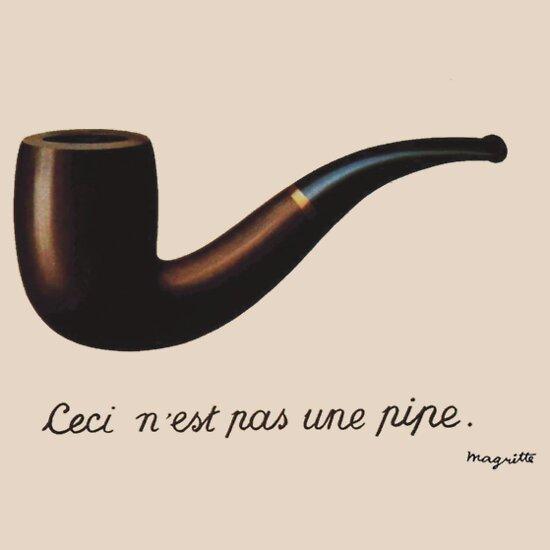 TShirtGifter presents: ceci n'est pas une pipe