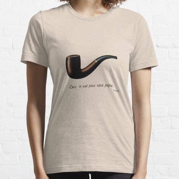 ceci n'est pas une pipe Essential T-Shirt