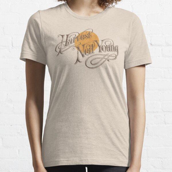 Cosecha (diseño apenado) Camiseta esencial