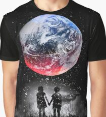 Until The End Of The World Graphic T-Shirt
