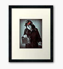 Geeks Rule ! Framed Print
