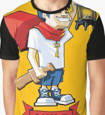 Boy Adventurer Graphic T-Shirt