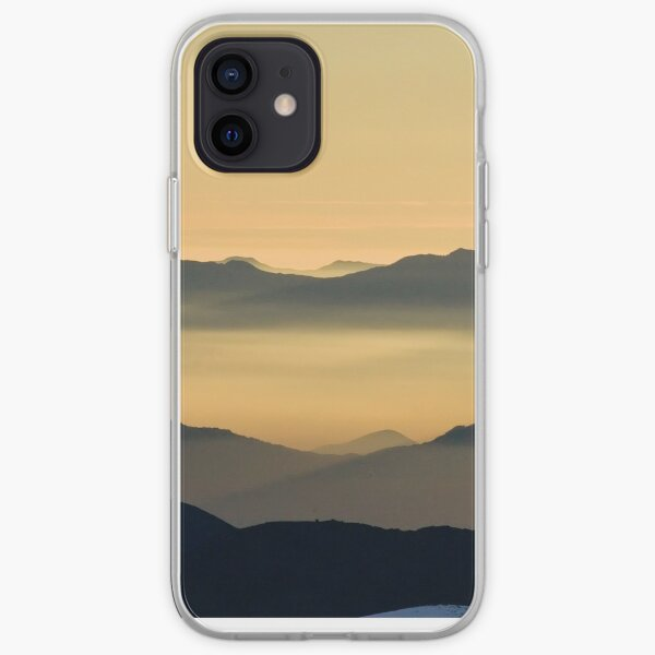 Andean Sunset II iPhone Soft Case