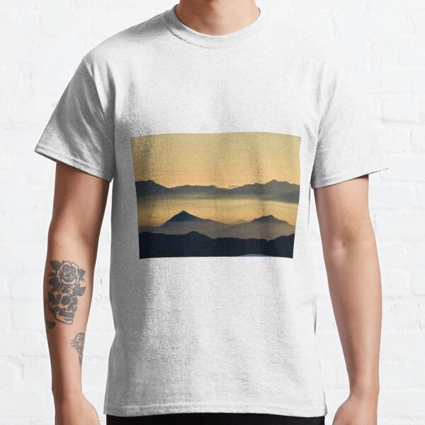 Andean Sunset II Classic T-Shirt