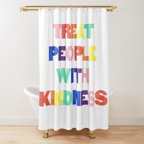 Rainbow TPWK Shower Curtain