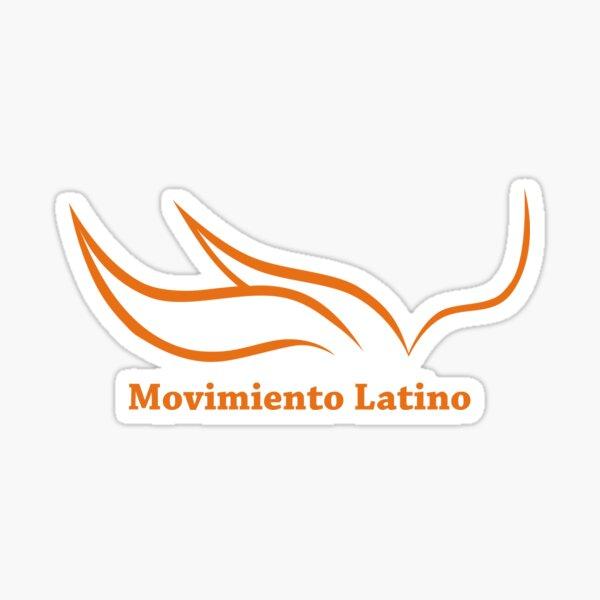 Movimiento Latino Sticker