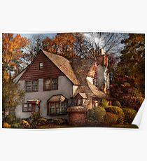 Cottage - Westfield, NJ - Family Cottage Poster