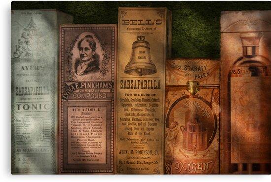 Doctor - Compound Extracts & Sarsaparilla by Michael Savad