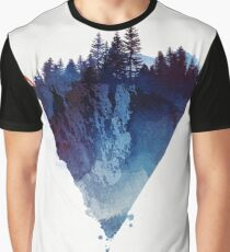 near to the edge Graphic T-Shirt