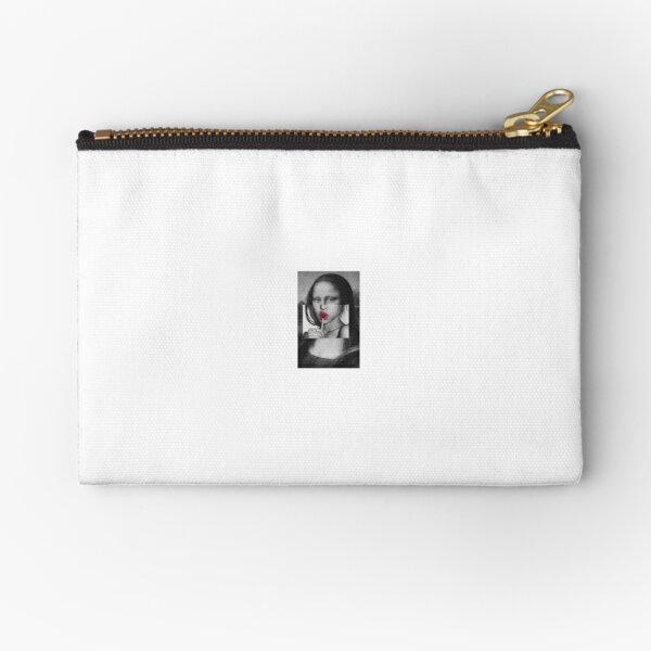 Mona Lisa x Madison Beer Zipper Pouch