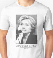 Keine Ficks gegeben Unisex T-Shirt