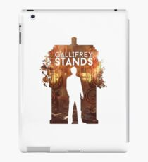 Gallifrey Stands iPad Case/Skin