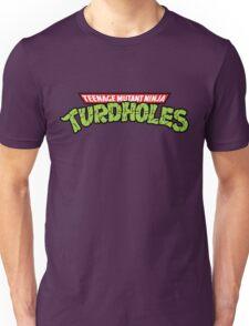Teenage Mutant Ninja Turdholes T-Shirt
