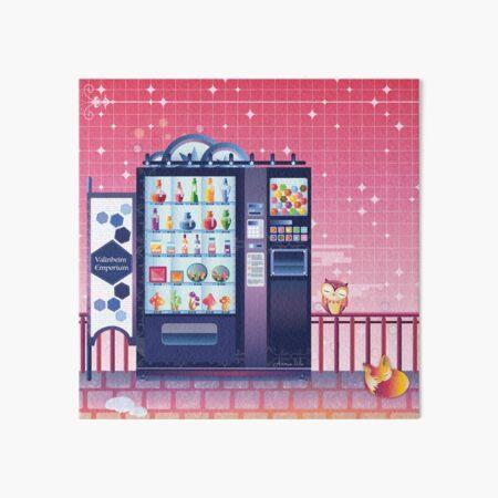 Potion Vending Machine Art Board Print