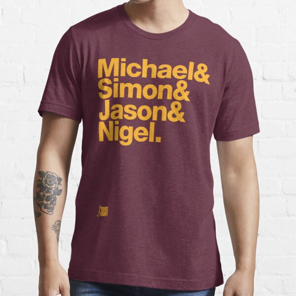 Fab Four: Lions '03 Essential T-Shirt