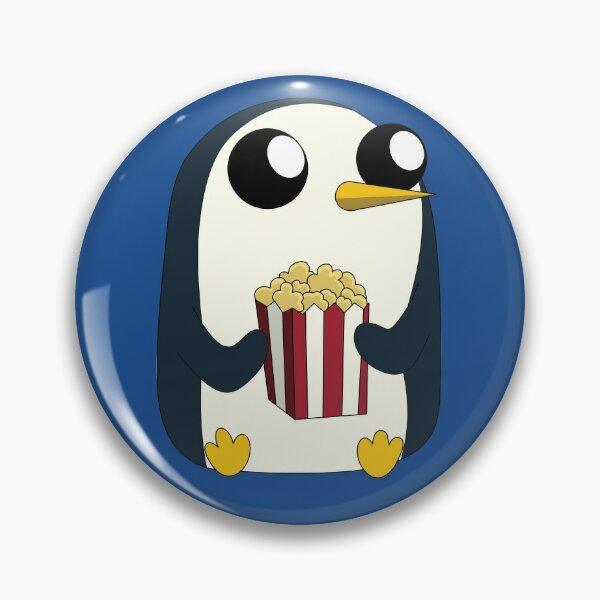 Gunter loves popcorn! Pin