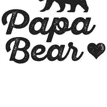 Papa Bear by ABFTs