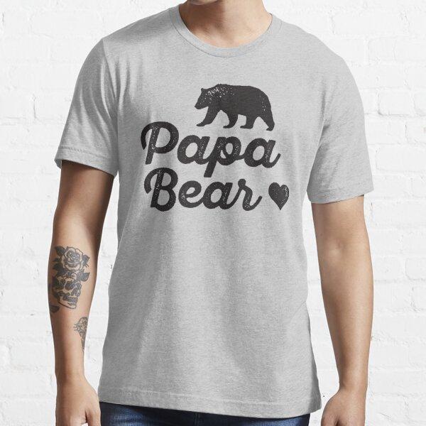 Papa Bear Essential T-Shirt