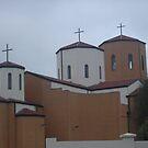 Macedonian orthodox church by AmandaWitt