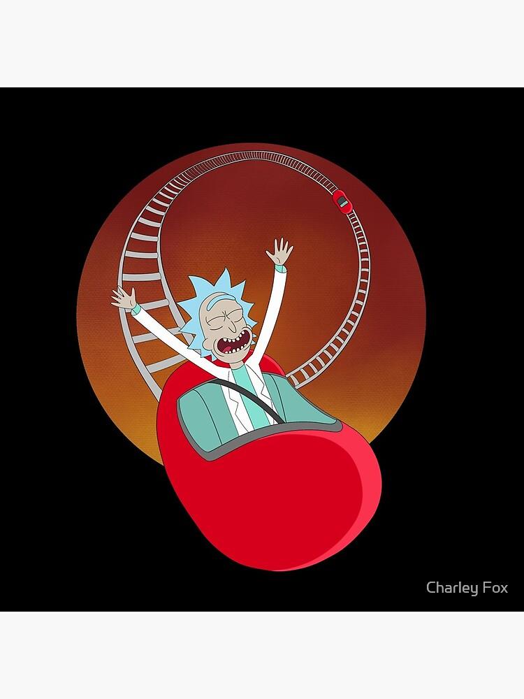 Kidney Coaster by CharleyFox