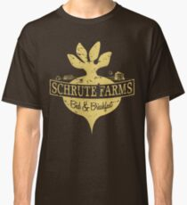 Schrute Farms B&B (no circles) Classic T-Shirt