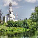 Country Church by Jon Ayres