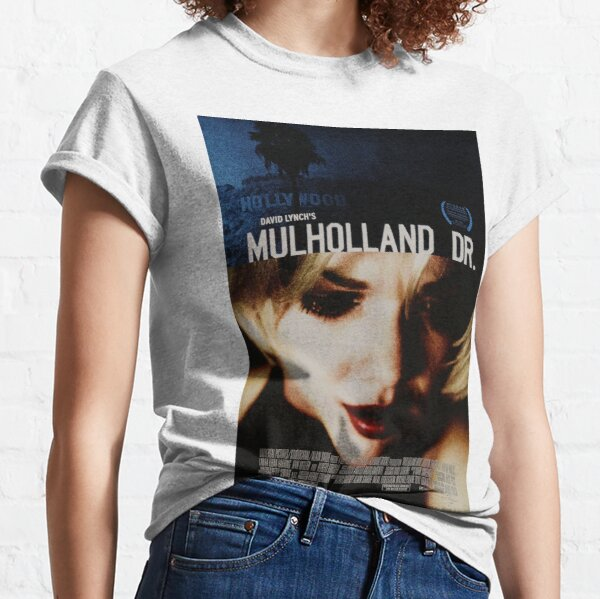 Mulholland Drive - Movie Poster Classic T-Shirt