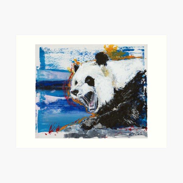 Panda Impression artistique