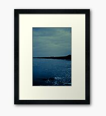 Winter Beach #2 Framed Print