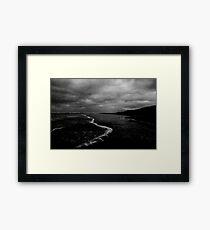 Winter Beach #6 Framed Print