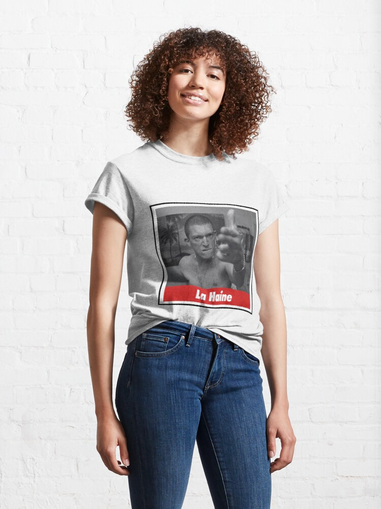 Alternate view of La Haine Classic T-Shirt