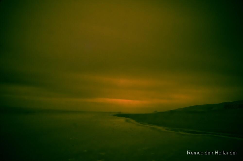 Winter Beach #12 by Remco den Hollander