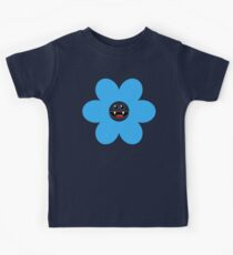 SAVAGE FLOWER BLUE Kids Clothes