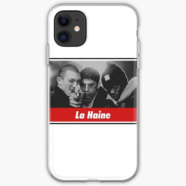 La Haine V2 iPhone Soft Case