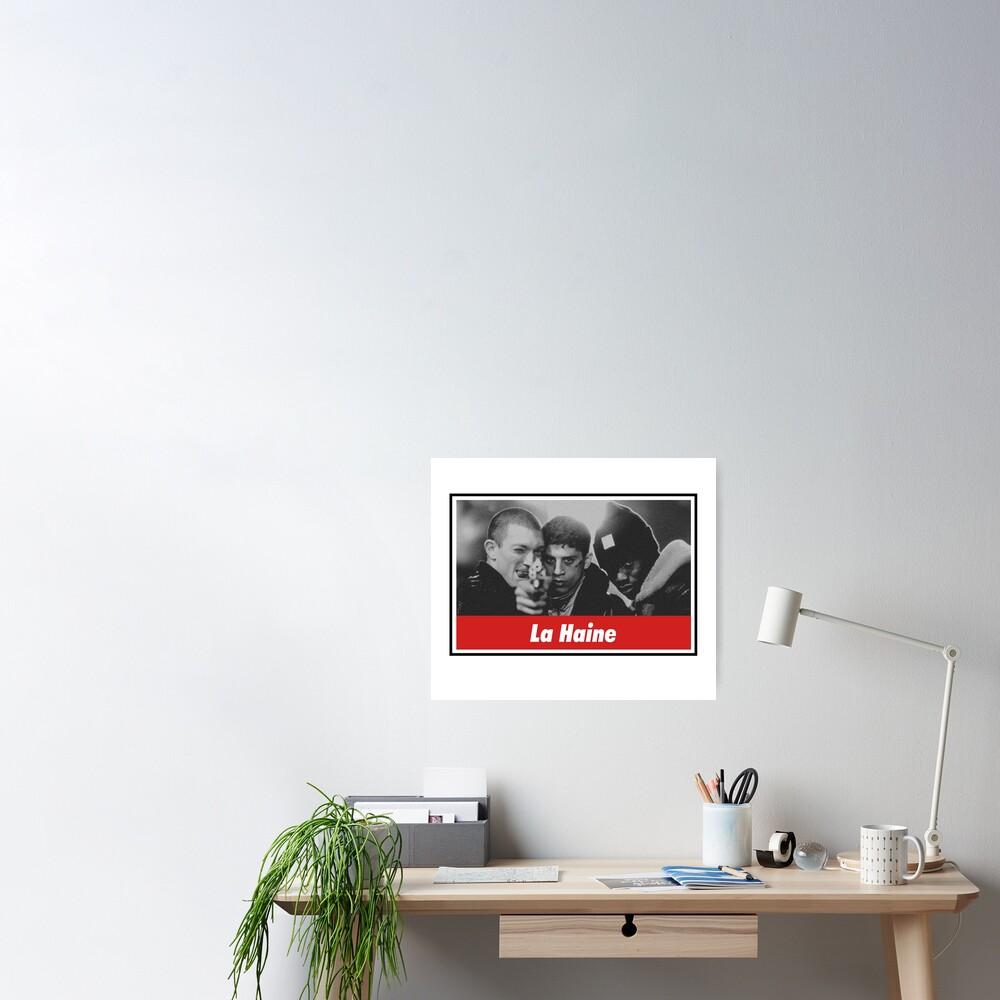 La Haine V2 Poster