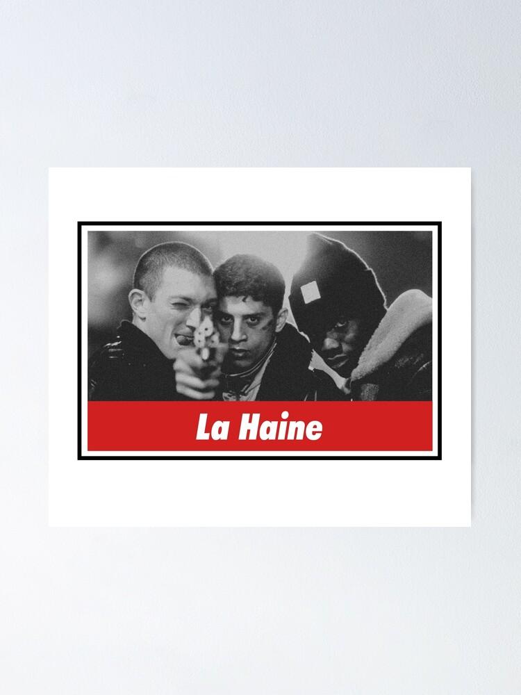 Alternate view of La Haine V2 Poster