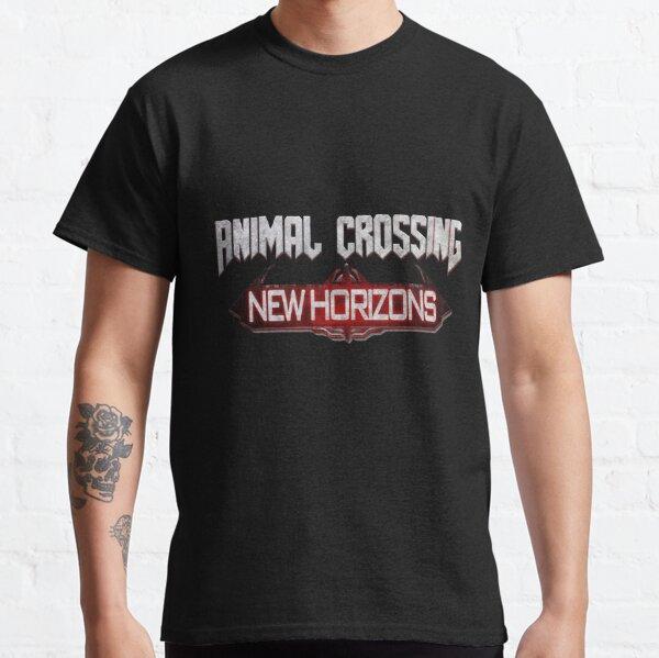 Animal Crossing New Horizons: Doom Eternal T-shirt classique