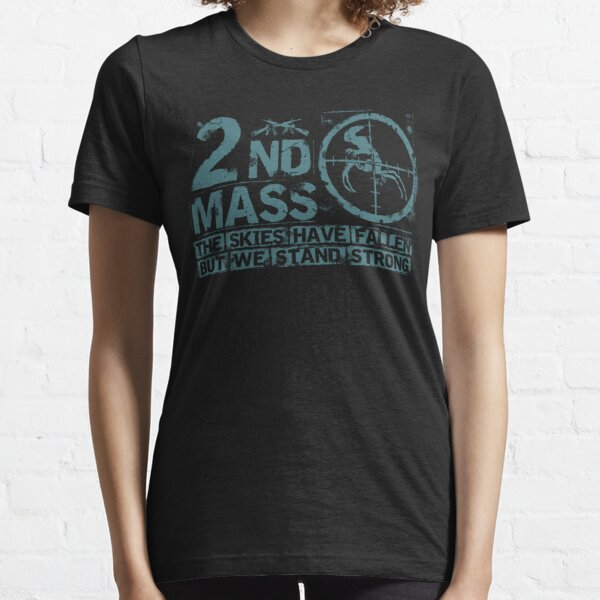 2nd Mass Essential T-Shirt